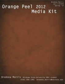 Title page cv