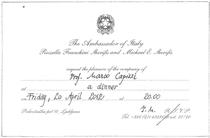 Ambasciata ljubliana invito cv