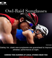 Owl raid sunglasses cv