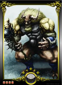 Creaturecard e0 cv