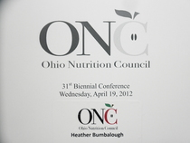 Ohio nutrition council conference 4 19 12 2  cv