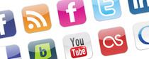 Social media cv