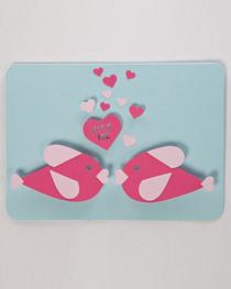Valentinecardpink cv