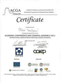 Acga2011 cv