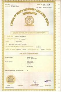 2 certificate 001 cv