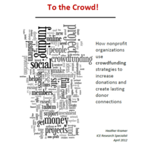 Crowdfunding cv