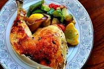 Ricotta roast chicken cv