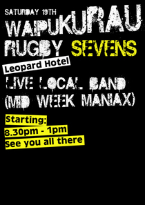 Rugby 7 s cv