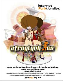 Afroglyphics cv