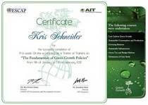 Ggcertificate trainer of trainers cv