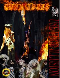 Rock poster cv