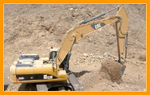 Excavator cv