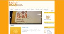 Radio bgm cv