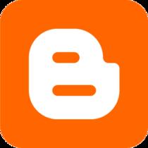 Blogger logo cv