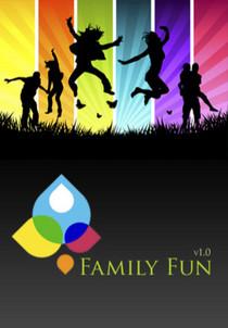 Title page   family fun cv