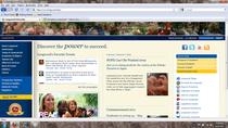 Longwood homepage cv