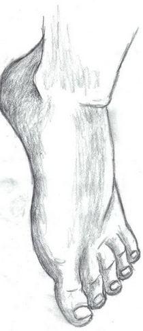 Foot 1 cv