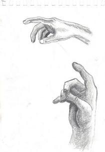 Hand 3 cv