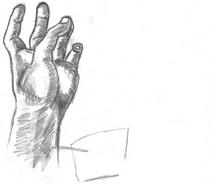 Hand 2 cv