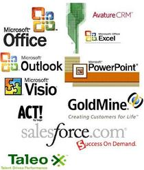 Skills logo salad cv