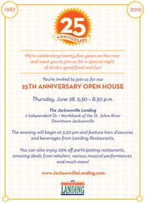 25th open house cv