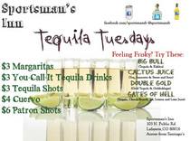 Tequia tuesday cv