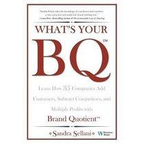 What s your bq cv