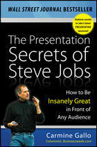 The presentation secrets of steve jobs cv