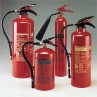Extinguishers cv