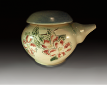 Dogwood teapot cv