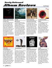 Grooves albums cv