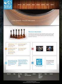 Nalu ukulele company home cv
