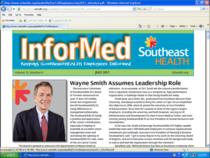 Informed newsletter cv