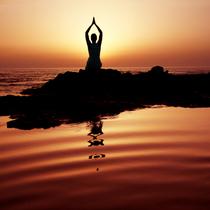 Meditation sunset 515 cv