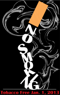 No smoking cv