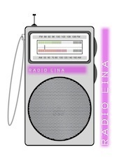 Radio lina logo cv