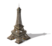 Torre eiffel cv