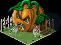 Casa calabaza cv