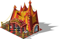 Carpa de circo las vegas cv