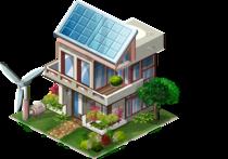 Casa ecologica cv