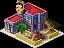 Casa mueso frida kahlo cv