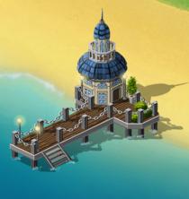 Muelle pier cv