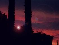 Sunset retouch cv