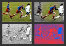 Kenny soccer collage cv