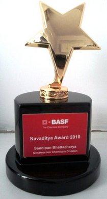 Navaditya award cv