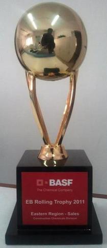Eb rolling trophy cv