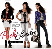 Pack leader cropped cv