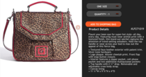 Handbags cv