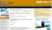 Gcn hcfa article screenshot cv