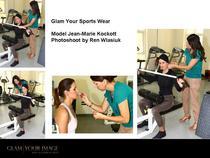 Glam your sports wear   work cv